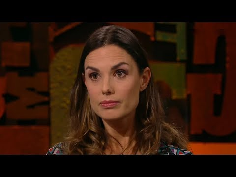 Alison Canavan on her days of alcohol   Brendan O'Connor's Cutting Edge   RTÉ One