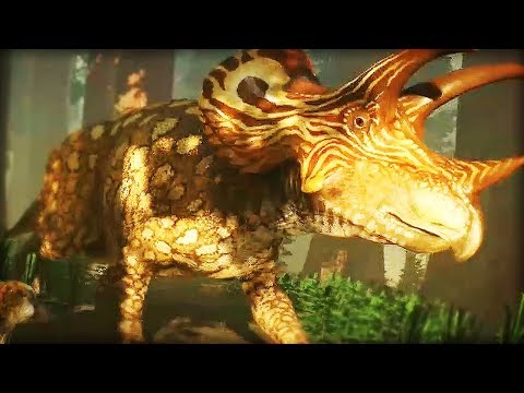 NEW TRICERATOPS, NEW CREATURES, PERMADEATH - SAURIAN UPDATED! | Saurian #8