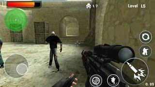 Gun Strike Blood Shoot Android Gameplay #2