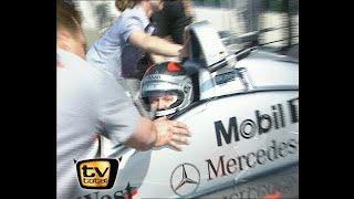 Raab fährt Formel 1 (Teil 2) - TV total classic thumbnail