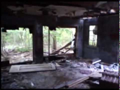 Abandoned Comfort Station Hines Park Livonia Michigan