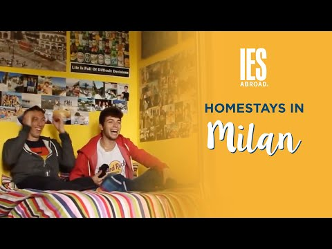 MILAN | Study Abroad | Homestays in Milan
