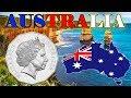 Australia Coins Queen Elizabeth II  World Coins