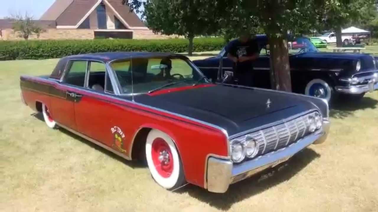 1964 Lincoln Continental Youtube 1941 Interior