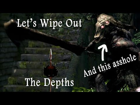 Blargh! Dark Souls #4: Goat Sandwich and Raw Sewage (NG+)