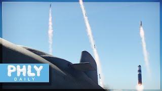 LAUNCH ALL NUKES | Virginia Class Submarine (War Thunder Silent Thunder)