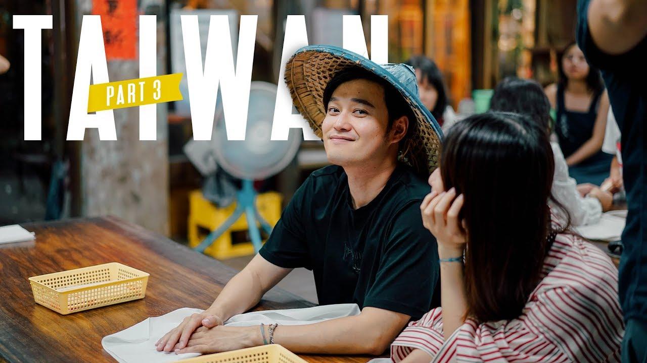 Học Làm Trà Sữa Trân Châu & Nhuộm Vải (Taiwan Part 3) - Quang Vinh Passport