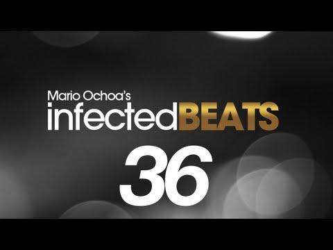 IBP036 - Mario Ochoa's Infected Beats Episode 36 Recorded Live @ Ellui (Seoul - Korea)