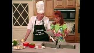 Episode 292 Spam Veggie Casserole- At Home On The Range