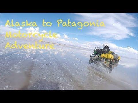 Motorcycle Adventure – Alaska To Patagonia