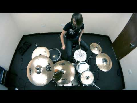 Coldplay - Army of one drum cover Luke Bolger