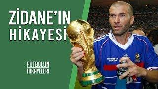 Zidane'ın Hikayesi: ''Topa beyniyle hükmeden adam''