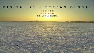 "DIGITAL 21 + STEFAN OLSDAL ""inside"" ( CD / VINYL / DIGITAL )"