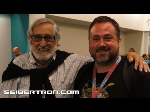 SDCC 2013 Coverage: Jose Delbo panel (1980s Marvel Transformers artist)
