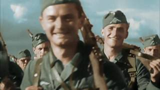 Вторая мировая война в цвете.  Разжигание войны