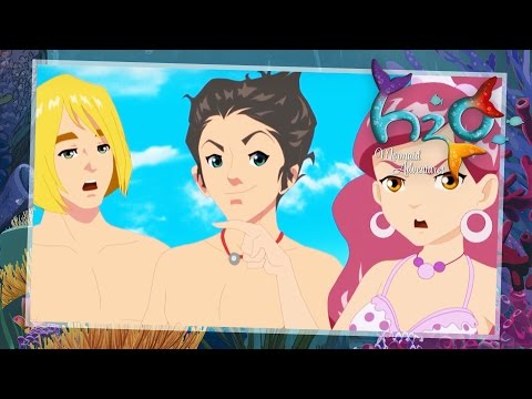 H2O Mermaid Adventures 🌺 Episode 4 🌺 A Stormy Party