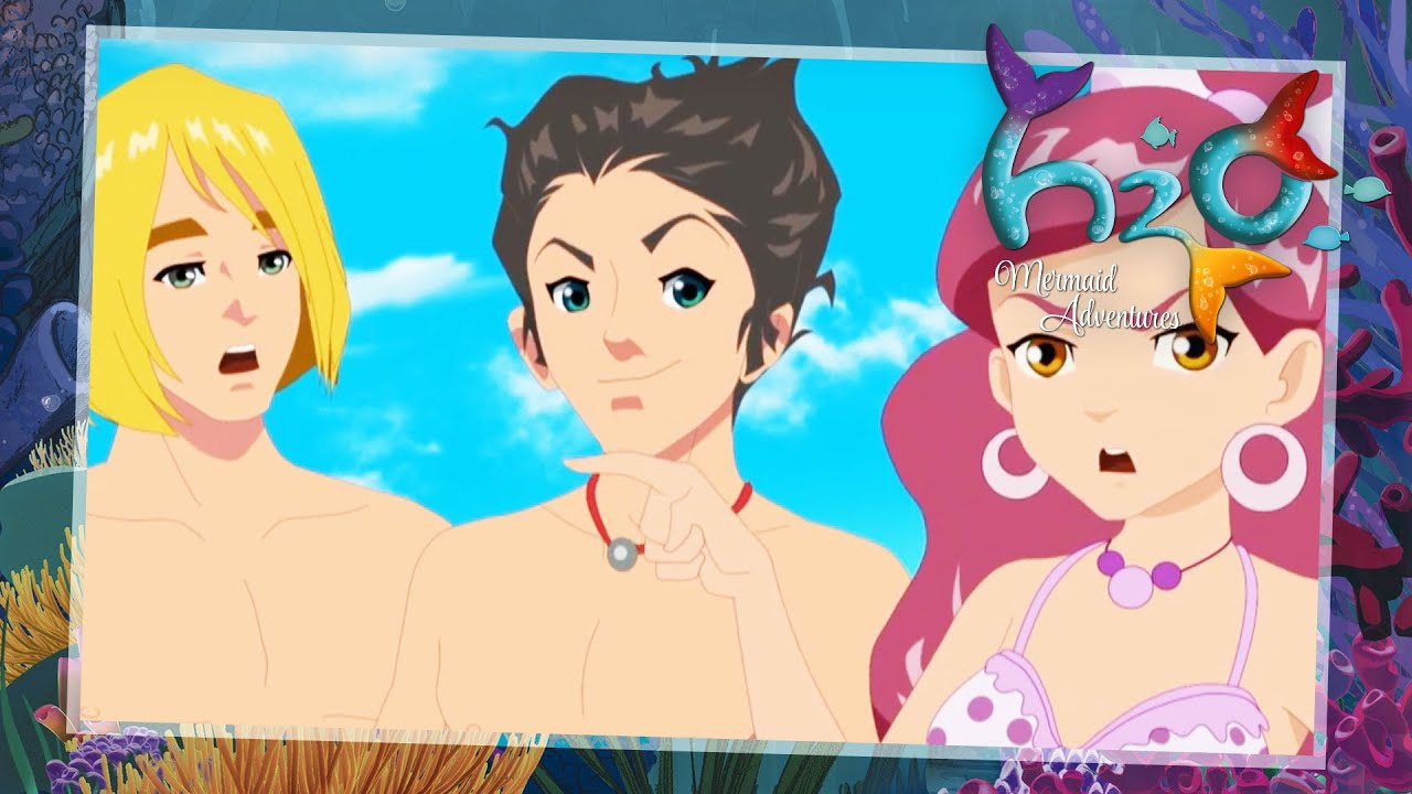 H2o mermaid adventures episode 4 a stormy party youtube for H2o season 4 episode 1