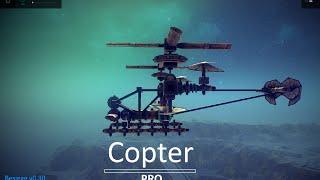 Скачать Besiege Вертолет