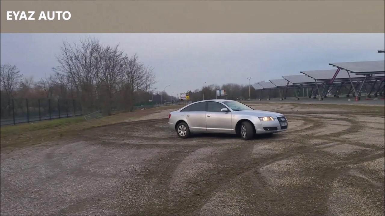 Audi A6 30 Quattro Drift Audiyi Biraz Salladik Youtube