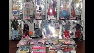 Haul: New Barbie Fashion 1 | Accesorios y Ropa Barbie