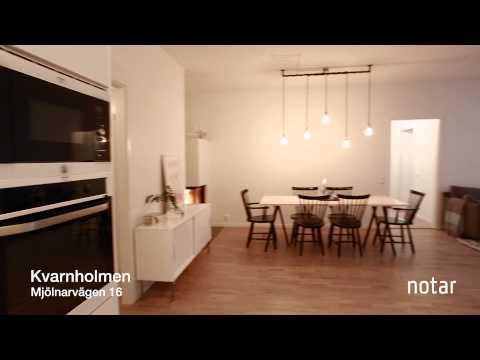 Mjölnarvägen 16 - 4:a · 96m2 - Kvarnholmen : Via Notar mäklare Hammarby