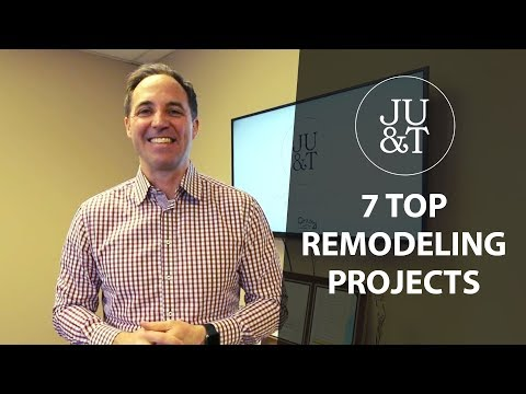 Salt Lake City Real Estate Agent: Which Home Remodeling Projects Bring the Best Return?