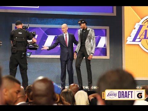 Brandon Ingram - Welcome to LA | #2 Pick in 2016 NBA Draft