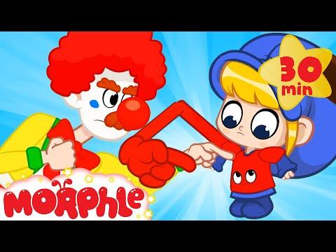 Super T-Shirt - Mila and Morphle   Cartoons for Kids   My Magic Pet Morphle