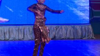 Srishti Arora little Dance Master
