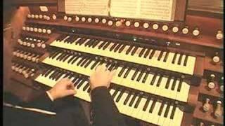 Nutcracker Suite on the pipe organ