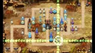Легендарная битва- Сила стихий