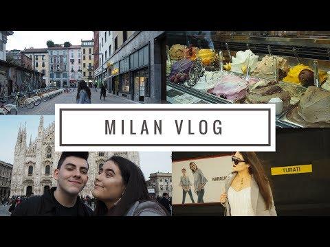 MILAN VLOG | TRAVEL WITH ME!