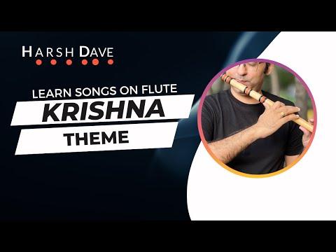 Beautiful Krishna Theme - Star Plus...