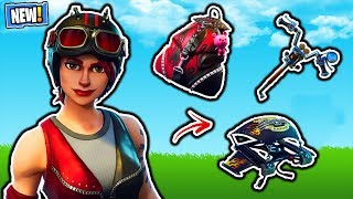 FORTNITE NEW CHOPPER SKIN & BACKBONE SKIN! ITEM SHOP UPDATE! DAILY ITEM SHOP COUNTDOWN! FREE V-BUCKS