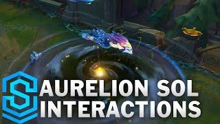 Aurelion Sol Special Interactions