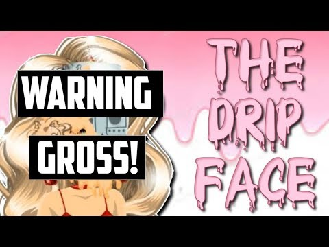 The Drip FACE Animation On MSP!
