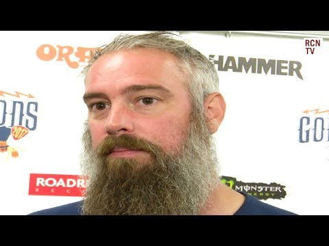 In Flames Interview Metal Hammer Golden God Awards