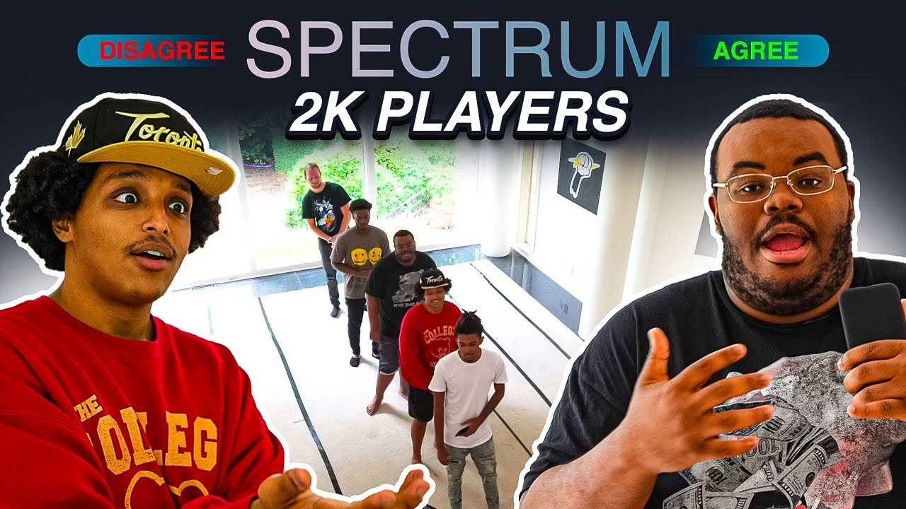 Do All NBA 2K Players Think the Same? (Spectrum)