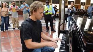 Bohemian Rhapsody at Union Station LA