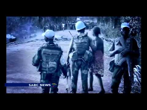 UN reveals nationalities of peacekeepers accused of sexual abuse in CAR