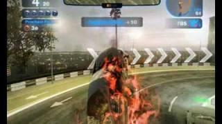 Blur game Gameplay by FireBurst