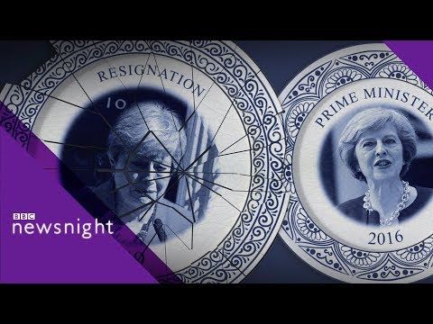 Theresa May's legacy by Michael Cockerell – BBC Newsnight