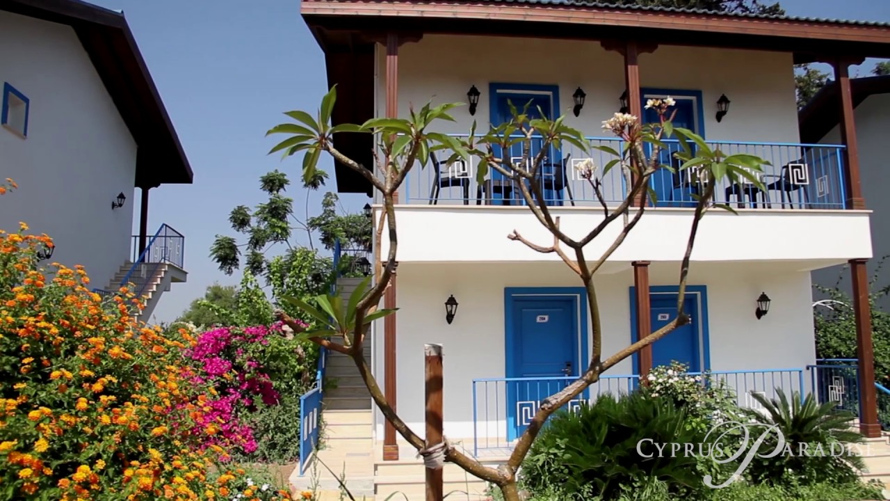 3 Leton Aphrodite Hotel Kyrenia North Cyprus Paradise