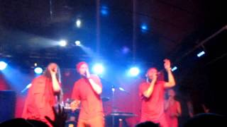 Looptroop Rockers - This Music sounds better at Night (18.05.11,CBE,Cologne)