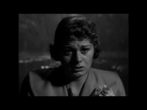 A Place In the Sun (1951)    Boat  Death Scene~ Shelley Winters.   *HD*