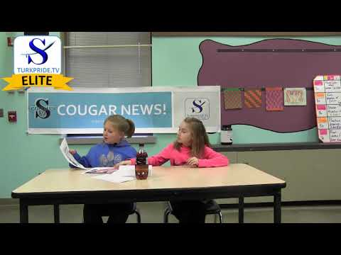 Sultan Elementary School Cougar News for January 22nd, 2019