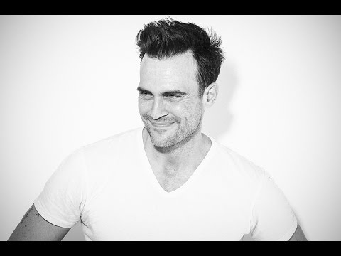 Cheyenne Jackson Go-See Interview