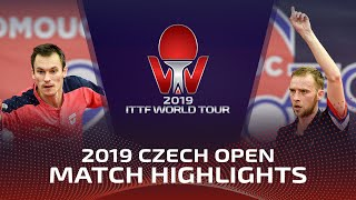 Александр Шибаев vs Stefan Fegerl | Czech Open 2019 (Pre)