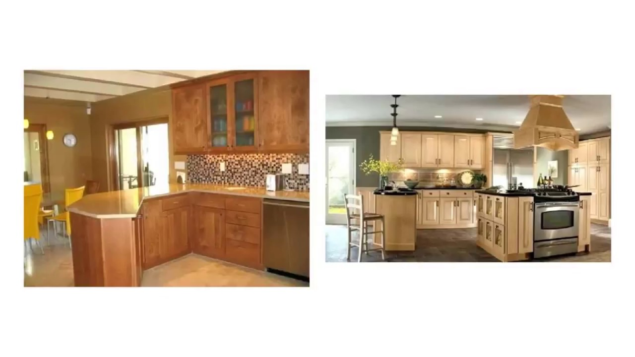Top Kitchen Wall Colors With Light Wood Cabinets For High Level Luxury Youtube