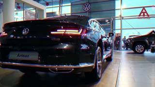 """Автосалон """"Алекс СО"""" - офіційний дилер Volkswagen у Львові"""